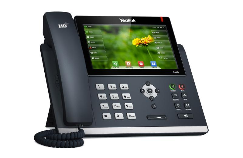 Téléphone IP Yealink