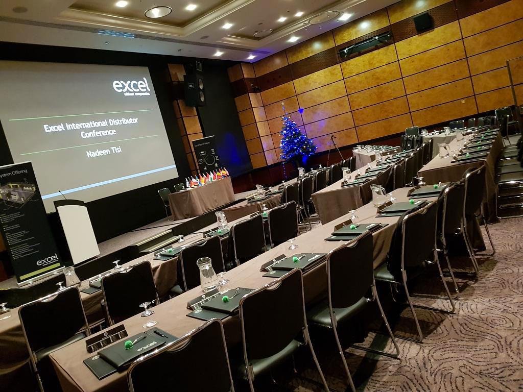 CORIS NETWORKS présent à l'Excel International Distributor Conference 2017